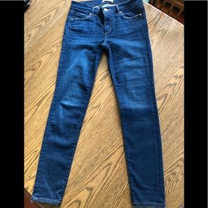 made and loved Loft 26 modern skinny jeans